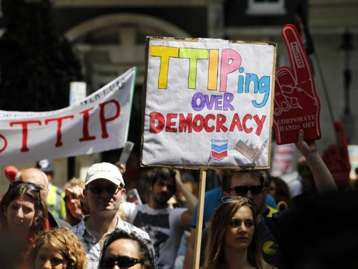 What is TTIP? And six reasons why the answer should scareyou