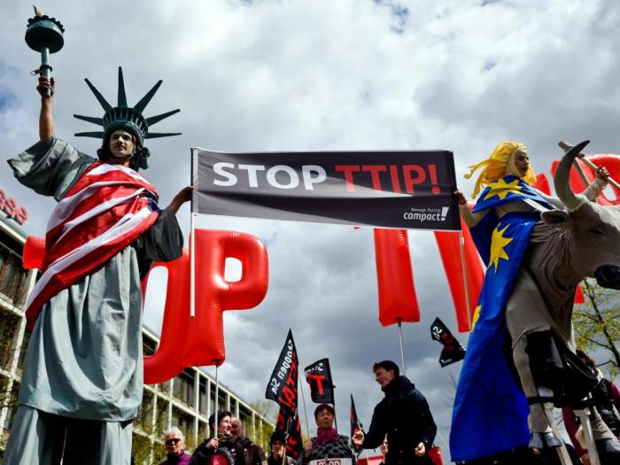 The new TTIP? Meet TISA, the 'secret privatisation pact that poses a threat to democracy'