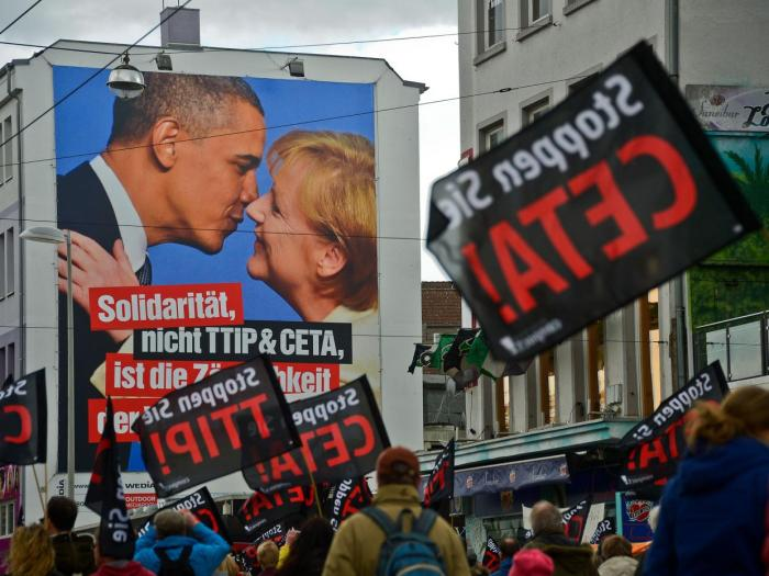 TTIP is about to die, but here are the toxic trade deals about to take its place